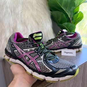 Asics Purple GT-2000 T3P8N Running Shoes